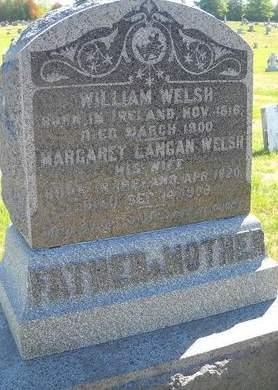 WELSH, MARGARET - Lucas County, Iowa | MARGARET WELSH