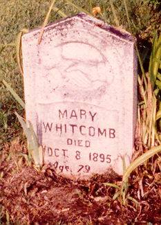 WHITCOMB, MARY (GOLTRY) - Lucas County, Iowa | MARY (GOLTRY) WHITCOMB