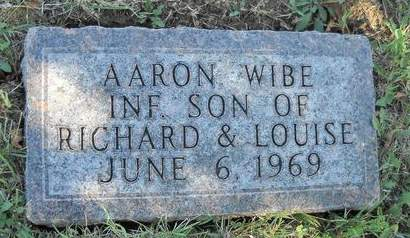 WIBE, AARON - Lucas County, Iowa | AARON WIBE