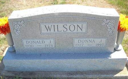 KELLEY WILSON, DONNA J - Lucas County, Iowa | DONNA J KELLEY WILSON