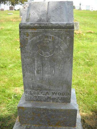 CLOWSER WOOD, REBECCA - Lucas County, Iowa | REBECCA CLOWSER WOOD