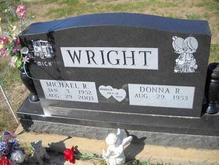 WRIGHT, MICHAEL R - Lucas County, Iowa | MICHAEL R WRIGHT
