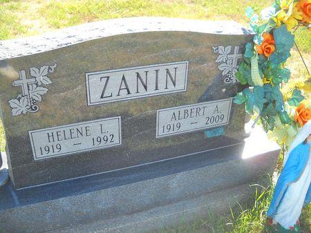 ZANIN, ALBERT A - Lucas County, Iowa | ALBERT A ZANIN