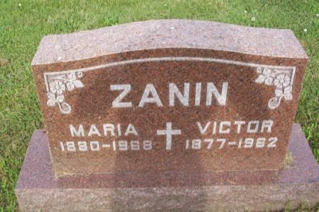 ZANIN, VICTOR - Lucas County, Iowa | VICTOR ZANIN