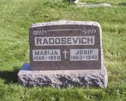 RADOSEVICH, MARIJA - Lucas County, Iowa | MARIJA RADOSEVICH