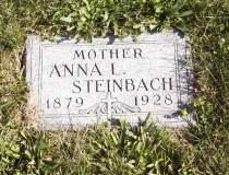 STEINBACH, ANNA L. - Lucas County, Iowa   ANNA L. STEINBACH