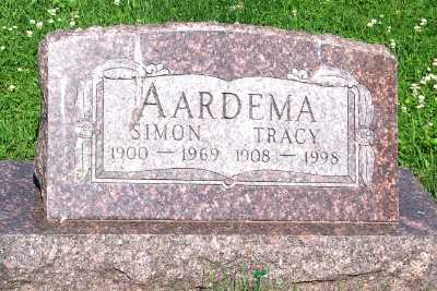 AARDEMA, SIMON - Lyon County, Iowa | SIMON AARDEMA