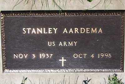 AARDEMA, STANLEY - Lyon County, Iowa | STANLEY AARDEMA