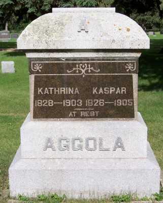 AGGOLA, PETER (1859-1923) - Lyon County, Iowa | PETER (1859-1923) AGGOLA