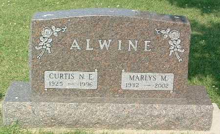 ALWINE, CURTIS N.E. - Lyon County, Iowa | CURTIS N.E. ALWINE