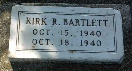 BARTLETT, KIRK R. - Lyon County, Iowa | KIRK R. BARTLETT