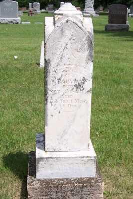 BAUMAN, JOSEPHINE (MRS. H.) - Lyon County, Iowa   JOSEPHINE (MRS. H.) BAUMAN