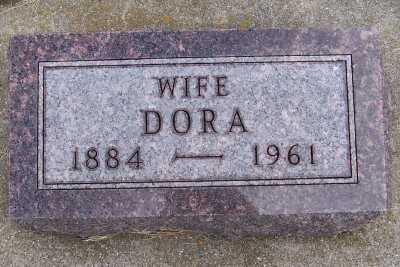 BOERSMA, DORA - Lyon County, Iowa   DORA BOERSMA