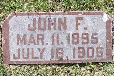 BOLL, JOHN F. - Lyon County, Iowa | JOHN F. BOLL