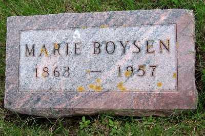 BOYSEN, MARIE - Lyon County, Iowa | MARIE BOYSEN