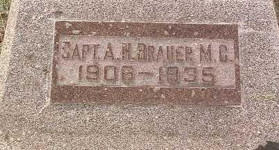BRAUER, A.M. - Lyon County, Iowa | A.M. BRAUER