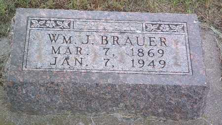 BRAUER, WM. J. - Lyon County, Iowa | WM. J. BRAUER