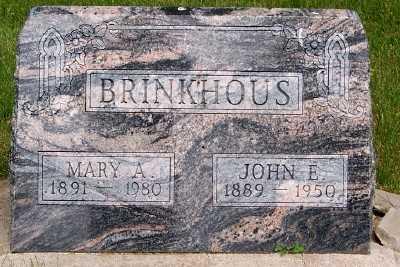 BRINKHOUS, MARY A. - Lyon County, Iowa | MARY A. BRINKHOUS