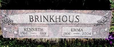 BRINKHOUS, EMMA - Lyon County, Iowa | EMMA BRINKHOUS