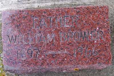 BROWER, WILLIAM - Lyon County, Iowa | WILLIAM BROWER