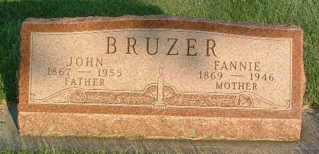 BRUZER, JOHN - Lyon County, Iowa | JOHN BRUZER