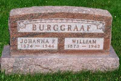 BURGGRAAF, JOHANNA F. - Lyon County, Iowa | JOHANNA F. BURGGRAAF