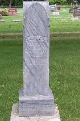 BYERLEY, JAMES A. (1874-1900) - Lyon County, Iowa | JAMES A. (1874-1900) BYERLEY
