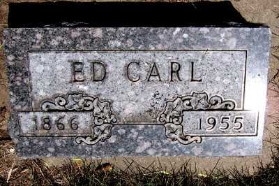CARL, ED - Lyon County, Iowa | ED CARL