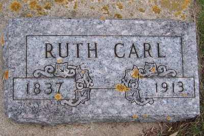 CARL, RUTH - Lyon County, Iowa | RUTH CARL
