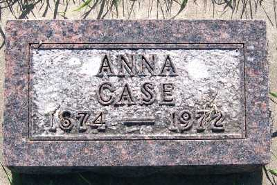 CASE, ANNA - Lyon County, Iowa | ANNA CASE