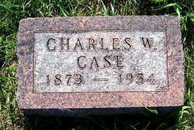 CASE, CHARLES W. - Lyon County, Iowa | CHARLES W. CASE