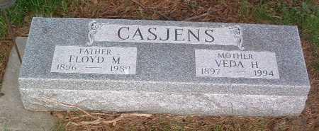CASJENS, FLOYD M. - Lyon County, Iowa   FLOYD M. CASJENS