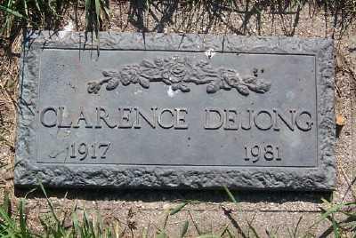 DEJONG, CLARENCE - Lyon County, Iowa | CLARENCE DEJONG