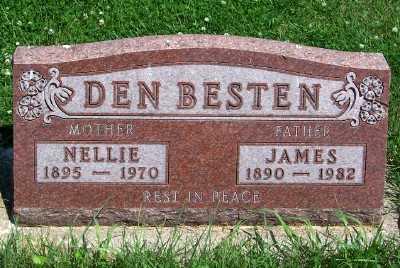 DENBESTEN, NELLIE - Lyon County, Iowa | NELLIE DENBESTEN
