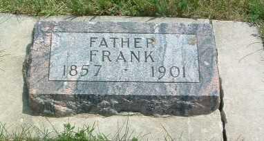 DENEKAS, FRANK - Lyon County, Iowa | FRANK DENEKAS