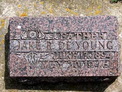 DEYOUNG, JAKE R. - Lyon County, Iowa   JAKE R. DEYOUNG