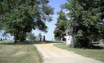 DOON HILLSIDE, CEMETERY - Lyon County, Iowa | CEMETERY DOON HILLSIDE