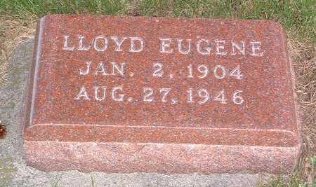 DOTY, LLOYD EUGENE - Lyon County, Iowa | LLOYD EUGENE DOTY
