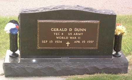 DUNN, GERALD D. - Lyon County, Iowa | GERALD D. DUNN
