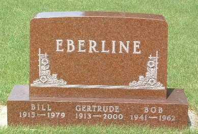 EBERLINE, BILL - Lyon County, Iowa   BILL EBERLINE
