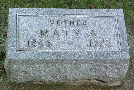 EBERLINE, MATY - Lyon County, Iowa | MATY EBERLINE