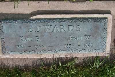 EDWARDS, KATE B. - Lyon County, Iowa | KATE B. EDWARDS