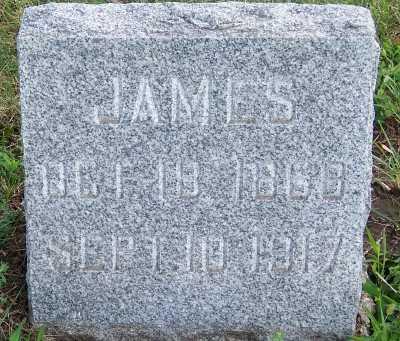 ERICKSON, JAMES - Lyon County, Iowa | JAMES ERICKSON
