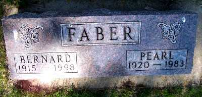 FABER, PEARL - Lyon County, Iowa | PEARL FABER