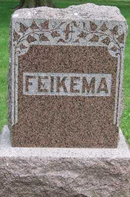 FEIKEMA, FAMILY HEADSTONE - Lyon County, Iowa | FAMILY HEADSTONE FEIKEMA