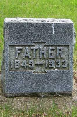 FLITCH, FATHER - Lyon County, Iowa | FATHER FLITCH