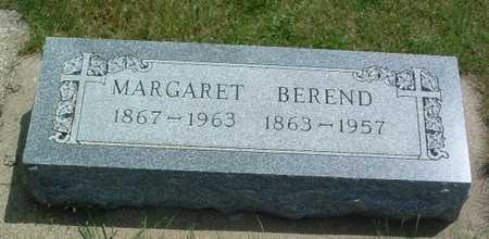 GOLDHORN, MARGARET - Lyon County, Iowa | MARGARET GOLDHORN