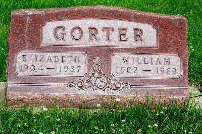GORTER, WILLIAM - Lyon County, Iowa | WILLIAM GORTER
