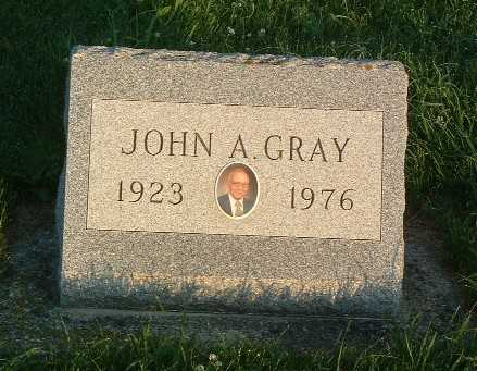 GRAY, JOHN A. - Lyon County, Iowa | JOHN A. GRAY