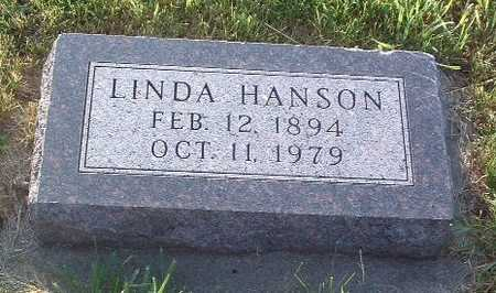 HANSON, LINDA - Lyon County, Iowa | LINDA HANSON